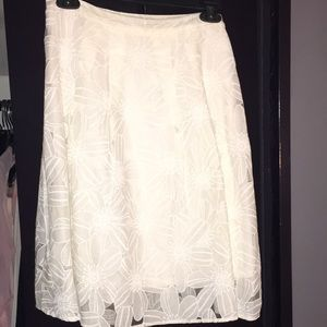 Ladies like new skirt